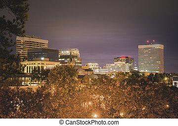 Panorama of Columbia, South Carolina