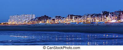 Panorama of Dunkirk