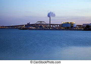 Panorama of Milwaukee