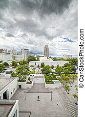 Panorama of Salt Lake City