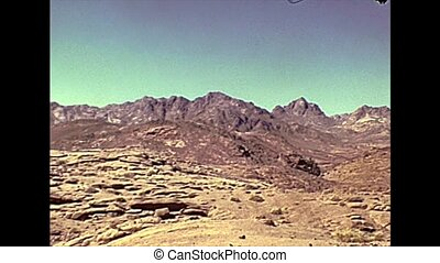 Panorama of the Mount Sinai 1970s - Panorama of the Mount...