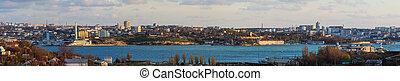 Panorama of the Sevastopol