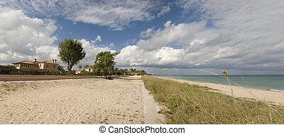 Panorama of West Palm Beach