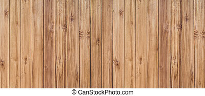 panorama of wood background texture