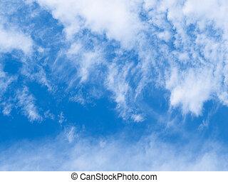 panorama, sky
