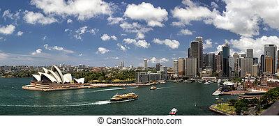 panorama, sydney
