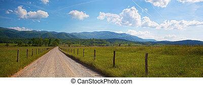 panorama,  Tennessee