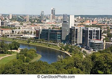 panorama,  Vilnius