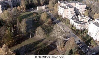 panorama, vue aérienne