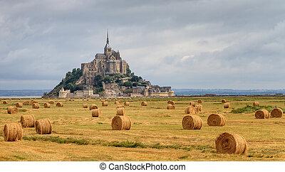 Panoramic Le Mont Saint-Michel