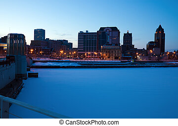 Panoramic Milwaukee