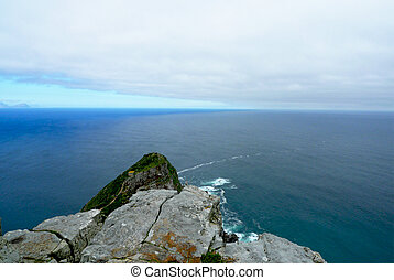Panoramic view from Cape Point
