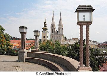 Panoramic Zagreb