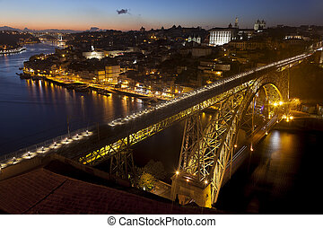 panoramique, porto, portugal