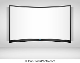 pantalla de tv