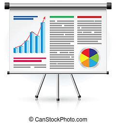 pantalla, empresa / negocio, horario
