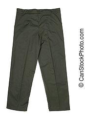 pantalon, noir, fonctionnement, color.