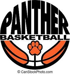 pantera, baloncesto