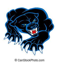 pantera, monster