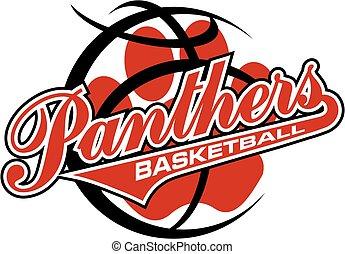 panteras, baloncesto