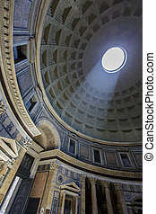 Pantheon in Rome, Italy 16.07.2013 - Pantheon in Rome, Italy...