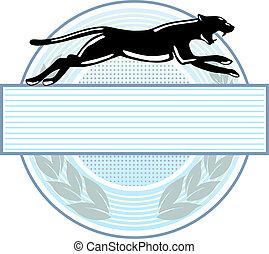 panther emblem