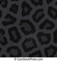 panther fur, seamless - panther fur texture abstract...