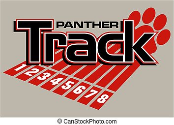 panther track