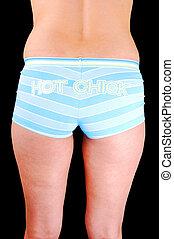 panties., woman\'s, fond