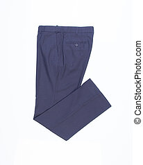 pant's or men's trousers on a background. - pant's or men's...