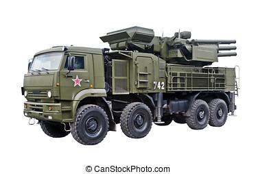 Pantsyr S1 Air Defence Missile Gun System