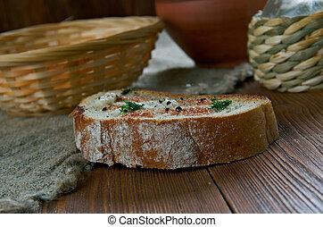 papá,  amb,  tomaquet,  bread