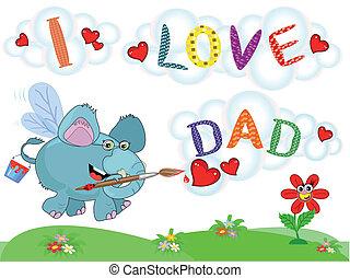 papá, día