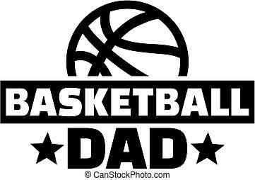 papa, basket-ball