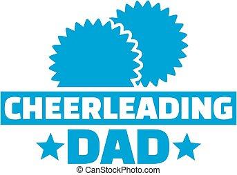 papa, cheerleading