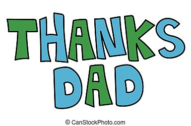 papa, remerciement