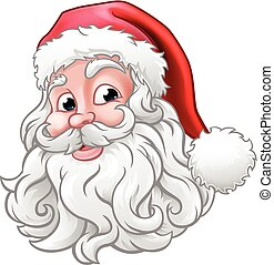 papai noel, natal, ilustração