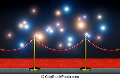paparazzi on red carpet