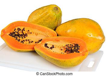 Papaya - Fresh papaya