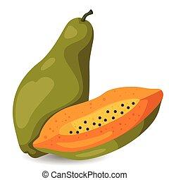 papaye, illustrateur