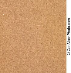 papelão, textura