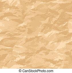 papel amarrotado, seamless, textura
