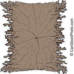 papel, antigas, textured, pergaminho