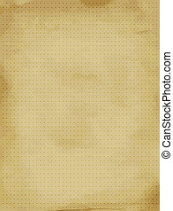 papel, antigas, vetorial, textura
