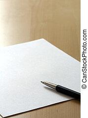 papel, empresa / negocio