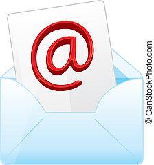 papel, envelope