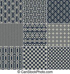 papel grão, seamless, textura