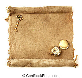papel, hechaa mano, rúbrica