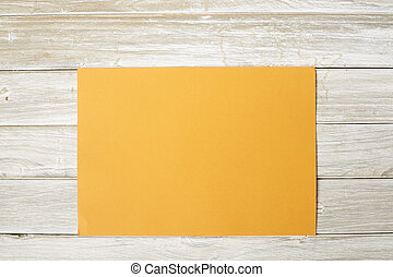 papel, laranja, branca, madeira, antigas