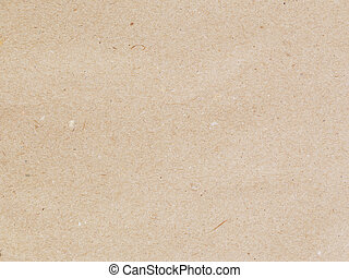 papel marrón, textura
